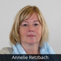 Annelie Retzbach, Mitarbeiterin Beratungsstelle