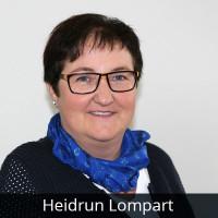 Heidrun Lompart, 1. Vorsitzende