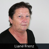 Liane Frenz, Mitarbeiterin Beratungsstelle, verantwortliche Mitarbeiterin für den FED