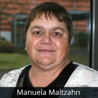 Manuela Maltzahn, 2. Vorsitzende